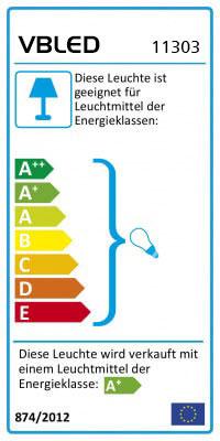 Verstellbare LED Einbauleuchte